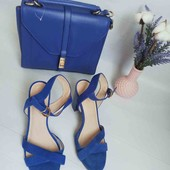 Качественная каркасная синяя сумка-вместительная! Рекомендую!