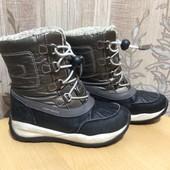 Ботинки Geox Amphibiox, 29 размер (18,5—18,7)