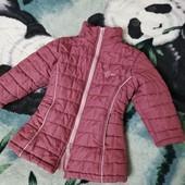 Осенняя куртка-пальто, рост 104, смотрите ещё мои лоты найдете много интересного