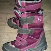 Ботиночки на девочку,размер 31,фирмы Flexible,Оригинал!
