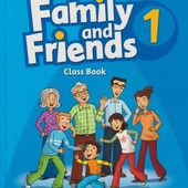 Учебник по английскому языку Family and friends1 Oxford university press