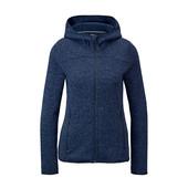 ☘ В'язана флісова куртка з капюшоном Tchibo (Німеччина), розміри наші: 56-60 (XL євро)