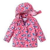 ☘ Красива і якісна куртка-дощовик, ecorepel® від Tchibo (Німеччина), розмір: 110/116