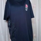 Батал/спорт.футболка England Rugby, 2хL/3xL/ бесплатная пересылка Meest