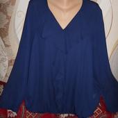 Женская блуза батал р.58-60
