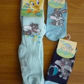 3 ед! Колготки+носочки Disney (Италия), размер 23-24 (18-24 мес.)
