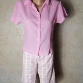 Большая Распродажа! Все лоты от 10 грн! комплект из натуральных тканей - шорты и блуза