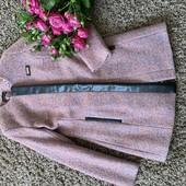 Стильне пальто розмір с-м (42)
