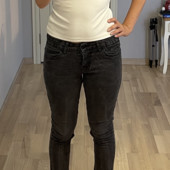 Вареные джинсы стретч 10 38 на С-М старт=блиц