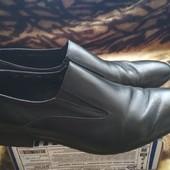 Туфли мужские Италия,42 р натуральная кожа.Отличное состояние.