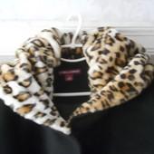Полушерстяное пальто Jessica London 54-56 р. из Америки.и