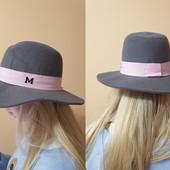 Кашемировая шляпа в хорошем состоянии, р 56+-