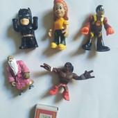 Человечки фигурки, игрушки .