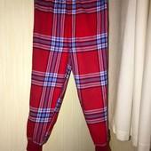 Піжамні яскраві штани на вік 6-7 років
