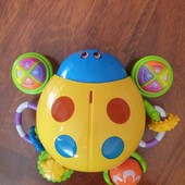 Интерактивные музыкальные и развивающие игрушки для малыша в отличном сост., одна на выбор.