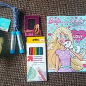020 лот іграшки на канцтовари для дівчинки з Німеччини