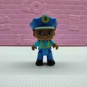 человечек полицейский