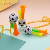Детская футбольная дудка, тройная 13,5 см