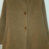 Стильное пальто премиум класса basler. шерсть кашемир