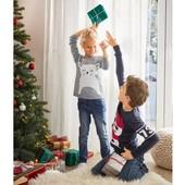Pepperts рождественский свитер р.158/164