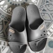 Шлепки Crocs оригинал размер M5/W7