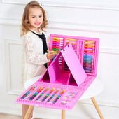 Профессиональный детский набор для рисования Super Mega Art Set 176 предметов