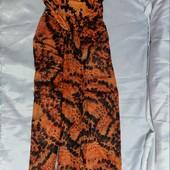 Платье с боди prettylittlething, размер xs