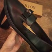 Стильные Туфли 36-41 рр.Мягкая стелька, наличие в описании