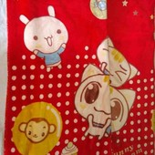 Очень классное одеяло для ребёнка в отличном состоянии