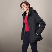 Теплая стеганая куртка с утеплителем для евро зимы от Tchibo(германия) размер 42 евро, на наш 48/50