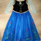 Платье принцессы Анны 3-4года замеры на фото