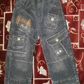 Вельветовые джинсы на флисе!!!