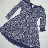 Платье трикотажное Mantaray на 7-8 лет