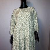 Качество! Нежное натуральное платье от бренда Primark, новое состояние