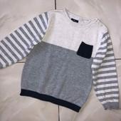 Стоп ❤ Фирменный Коттоновый свитер для малыша,1,5//2 года❤ Много лотов!