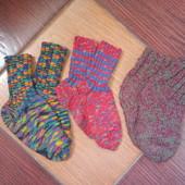 Шерстяные носочки 3 пары в лоте