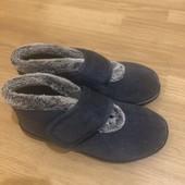 Домашние тапочки- ботиночки 36 размер