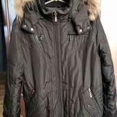 Курточка супер качества!!! Очень тёплая, в отличном состоянии!!!