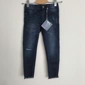 Pepperts Германия джинсы скинни рост 122см и 152см