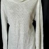 Тёплый свитер размер оверсайз