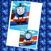 Полотенца лицо Томас. Яркий и качественный набор полотенец, 2шт