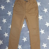 Котоновые штаны, для мальчика на 5 лет, отличное состояние!