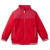 ☘ Яскрава волого і вітрозахисна куртка з просоченням ecorepel®, Tchibo (Німеччина), р.: 110/116