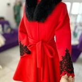 Очень шикарное зимние пальто.
