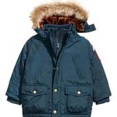 Зимняя куртка, для мальчика 7-8 лет! Отличное состояние!