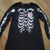 Платье на Хеллоуин 110-116 рост