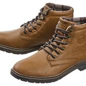 Livergy Германия 46-30.5см мужские ботинки утепленные ланотексом оригинал