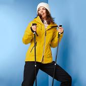 ☘ Високотехнологічная лижна куртка Tchibo (Німеччина), розміри наші: 44-46 (38 євро)