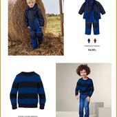 ☘ Якісний трикотажний светр, Tchibo (Німеччина), р.: 98/104