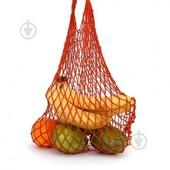 Трендовая эко хозяйственная сумка-авоська из хлопка от Tchibo(Германия)